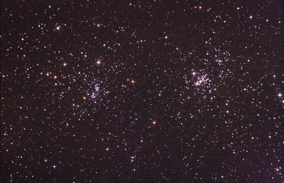 NGC 884,869 x&h, Perseus